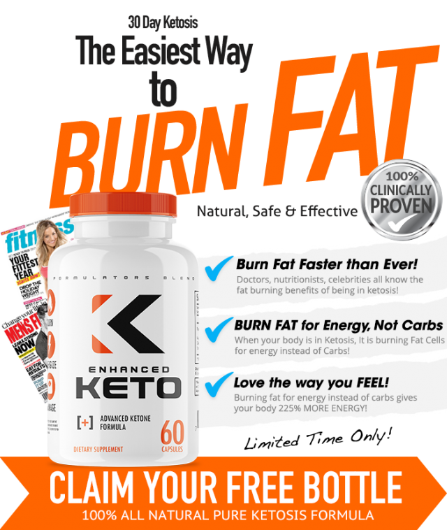 Enhanced Keto White helps in achieving ketosis