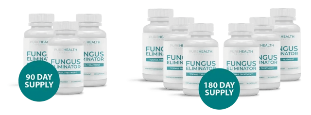 Fungus Eliminator is a toenail fingus treatment supplement