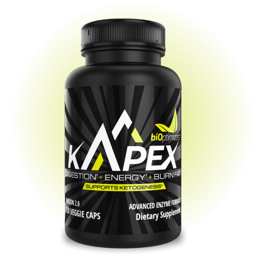 Bioptimizers kApex is a keto supplement for overall health and wellness