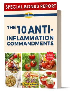 Nutonen come with a copy of The 10 Anti-Inflammation Commandments