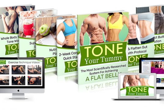 Tone Your Tummy is a digital weight loss program that helps in optimizing the overall health