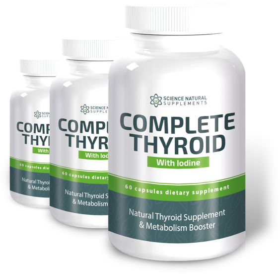 Complete Thyroid is a dietary supplement that helps in improving thyroid issues and overall health