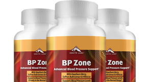 Zenith Labs BP Zone is a blood sugar supplement for a healthy life