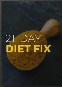 21 Day Diet Fix helps in health and wellness