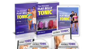 Okinawa Flat Belly Tonis helps in melting tummy fat and enhancing fitness