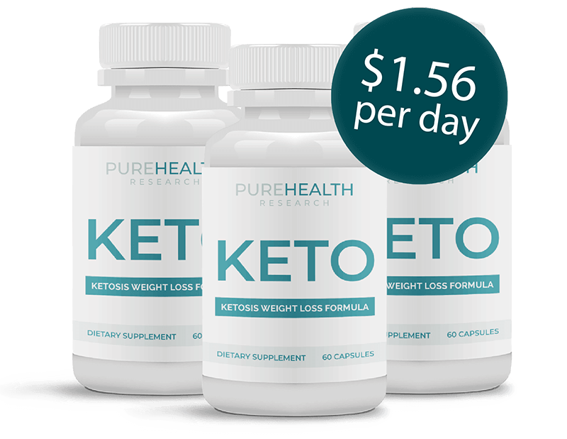 PureHealth Keto Diet helps in ketosis and fitness