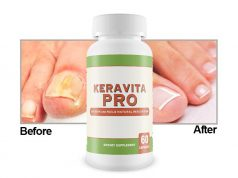 Keravita Pro help in removing toenail fungus