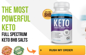 Keto Prime Diet helps in safe weight loss