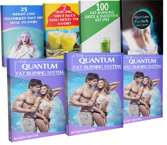 Quantum Fat Burning System helps in losing weight