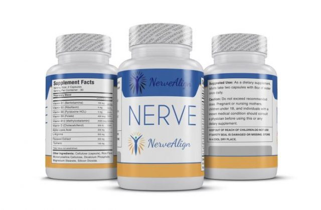 Nerve Align helps in soothing nerve pain