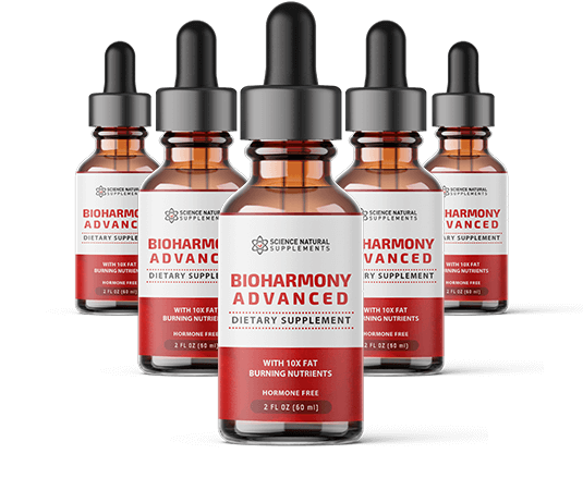 BioHarmony Advanced works to accelrate weight loss