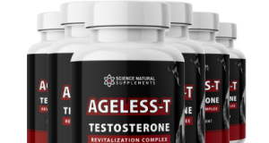 Ageless-T is a potet supplement for men fitness