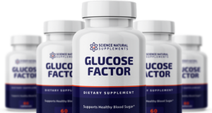 Glucose Factor is a potent solution for healthy blood sugar levels.