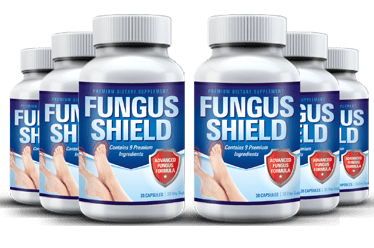 Fungus Shield is a foot fungus clearing supplement