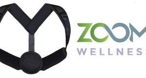 Zoom Wellness SpinoSupport Posture Corrector helps in improving posture