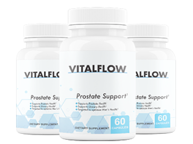 VitalFlow is a healthy prostate supplement