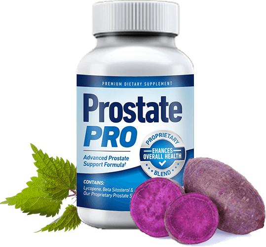 Prostate Pro is a prostate support formula