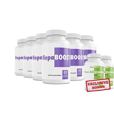 HepaBOOST helps in boosting the immune system