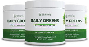 Daily Greens Ultimate Detox helps in boosting energy and immunity