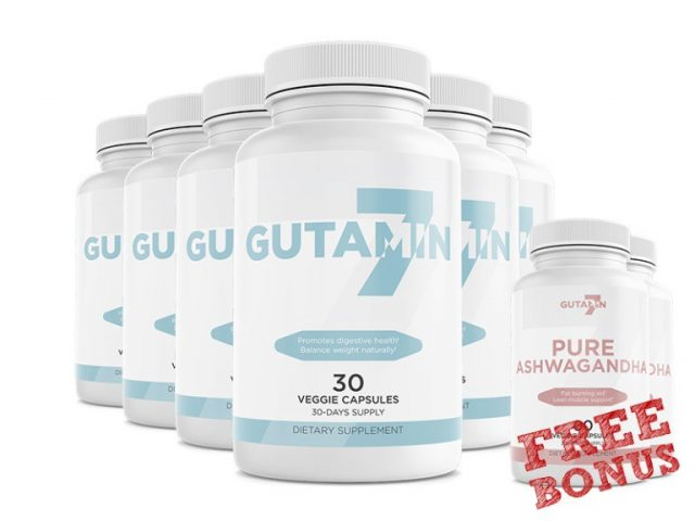 Gutamin 7 helps in weight loss