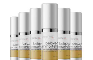 Croatian Essentials Beloved Immortelle Anti-Aging Serum helps in removing fine lines and wrinkles