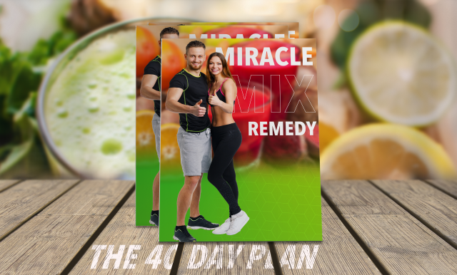 MiracleMix Remedy is a weight loss system