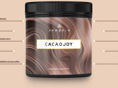 Cacao Joy is a superfood blend