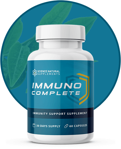 Immuno Complete helps in improving the overall immunity
