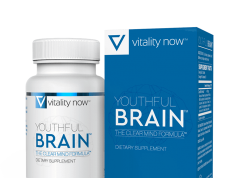 Vitality Now Youthful Brain helps in achieving a clear mind
