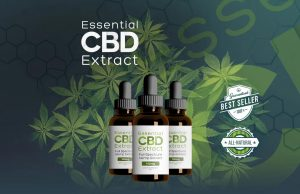 Essential CBD Extract helps in soothing anxiety, joint pain, and insomnia