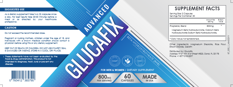 GlucaFix contains potent ingredients