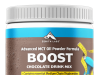 MCT Oil Powder Boost helps in weight loss