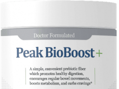 Peak BioBoost contains prebiotic fibers to support health and wellness